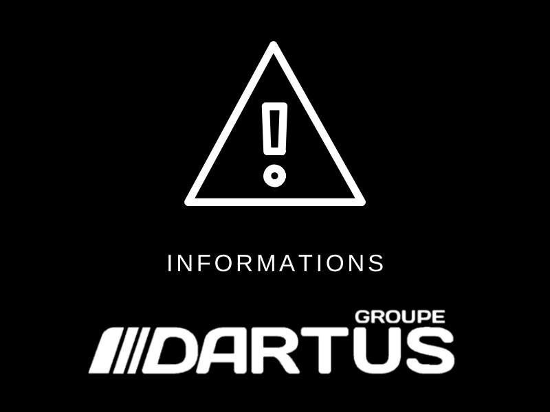 Informations Groupe DARTUS