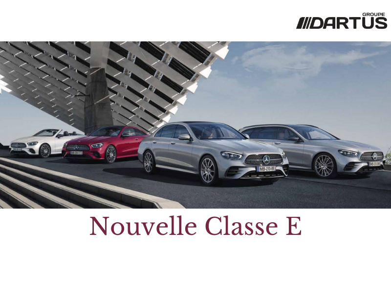 Nouvelle Classe E