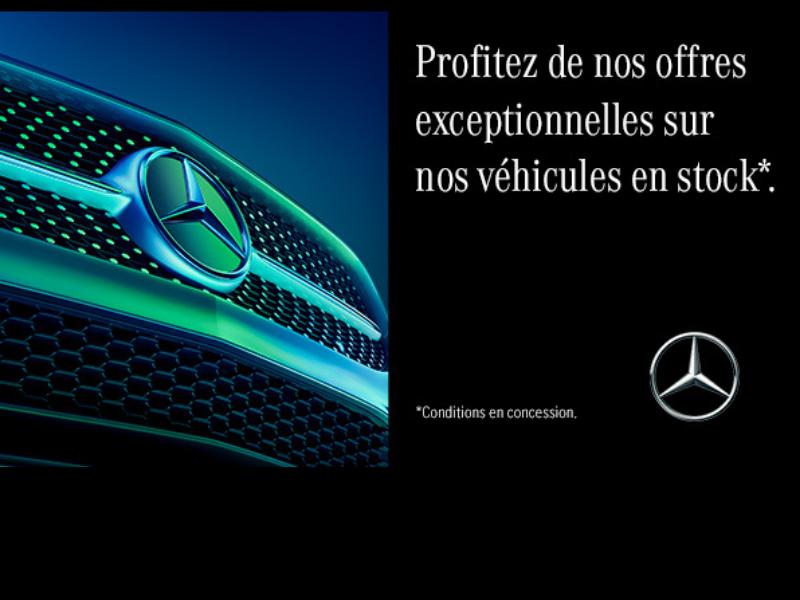 Offres exceptionnelles DARTUS Mercedes-Benz